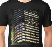 New York Office Lights Unisex T-Shirt