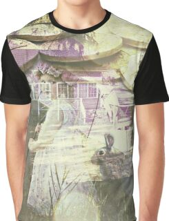 Wishing Upon a Wishing Well a Collaboration with the Beautiful Arco Iris R Graphic T-Shirt