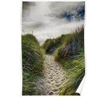 Dune Trail Poster