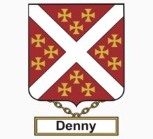 Denny Coat of Arms (English) by coatsofarms