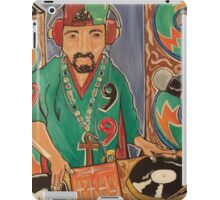 Go DJ iPad Case/Skin