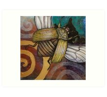 The Gold Bug Art Print
