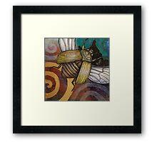 The Gold Bug Framed Print