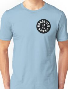 Honolulu - Oahu - Hawaii Unisex T-Shirt