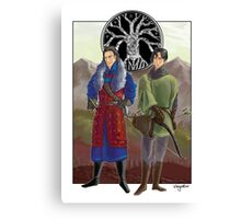 Sons of Denethor Canvas Print