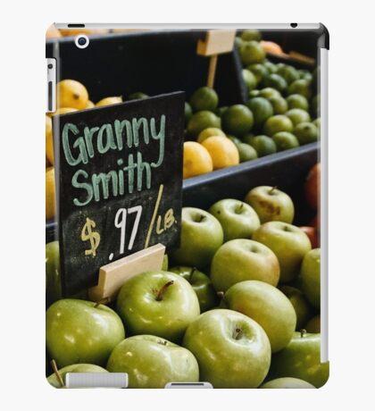 Granny Smith iPad Case/Skin