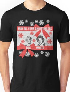 May all your christmases Unisex T-Shirt