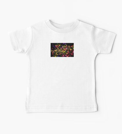 Abstract 4545 Version 2 Baby Tee