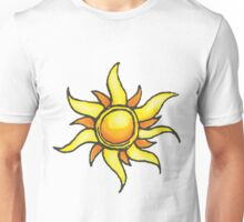 Tangled Up in the Sun Unisex T-Shirt
