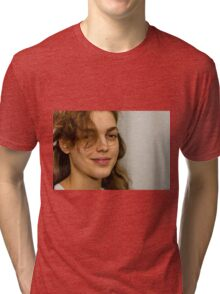 That Knowing Look Tri-blend T-Shirt