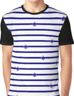 Monarchy Classic Stripe Tee Graphic T-Shirt