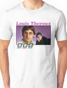 Louis Theroux x BBC Unisex T-Shirt