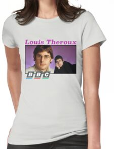 Louis Theroux x BBC Womens Fitted T-Shirt