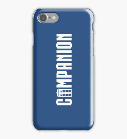 Doctor's Companion iPhone Case/Skin