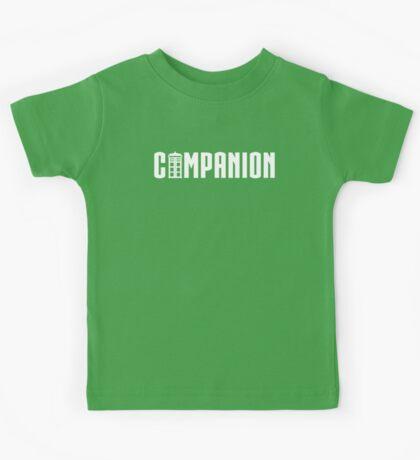 Doctor's Companion Kids Tee
