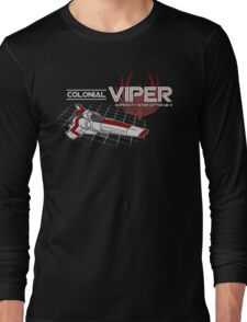 Colonial Viper Long Sleeve T-Shirt