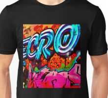Graffiti Wall in June  Unisex T-Shirt