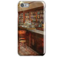 Pharmacy - W.B. Danforth Drugs 1895 iPhone Case/Skin