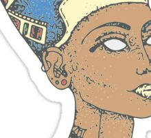 Nefertiti Sticker