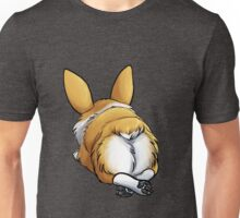"""""""Fluffy Butt"""" Corgi Unisex T-Shirt"""