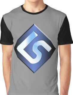 Lastation Logo Graphic T-Shirt