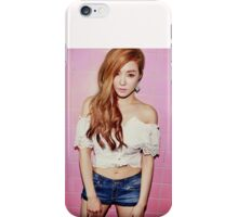 TTS- HOLLER- TIFFANY iPhone Case/Skin