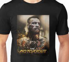 Conor McGregor THE NOTORIOUS Unisex T-Shirt