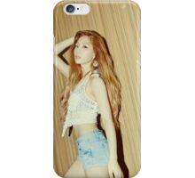 TTS- HOLLER- TAEYEON iPhone Case/Skin