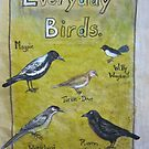 Everyday Birds by Thea T