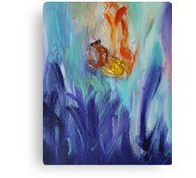 Sacred Flame Canvas Print