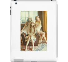 TTS- HOLLER- TAETISEO iPad Case/Skin