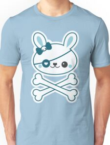 Cute Pirate Bunny Unisex T-Shirt