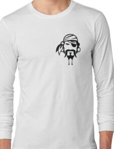 Arrrgh! Prepare for Talk Like A Pirate Day! Long Sleeve T-Shirt