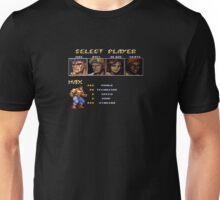 Streets of Rage 2 - Max Unisex T-Shirt