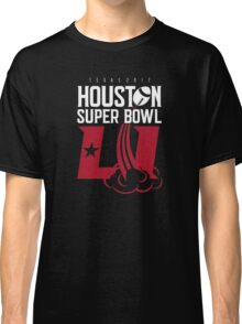 Super Bowl LI 2017 rocket ball Classic T-Shirt