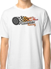 Upper Middle Bogan - Wheeler Racing 3 Classic T-Shirt