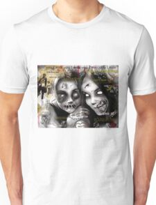zombie girls Unisex T-Shirt