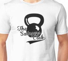 Kettlebell Swingers Club Unisex T-Shirt