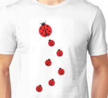 Many Ladybugs Unisex T-Shirt