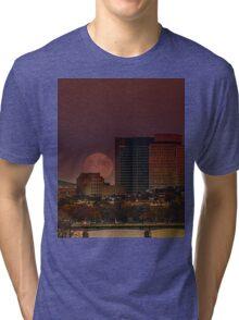 Moon Rise Tri-blend T-Shirt