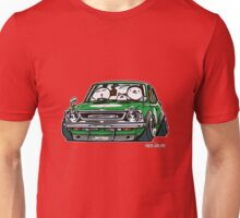 Crazy Car Art 0142 Unisex T-Shirt