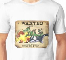 Johto Starters Alola Forms - Most Wanted Poster Unisex T-Shirt
