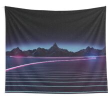 Highway Wall Tapestry