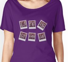 L.I.S. Women's Relaxed Fit T-Shirt