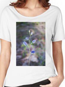 Blue Sun Orchid Women's Relaxed Fit T-Shirt