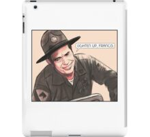 Lighten up, Francis. iPad Case/Skin