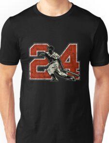 24 - Say Hey Kid (vintage) Unisex T-Shirt