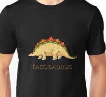 Funny Tacosaurus Dinosaur Tacos Food Mexican T-Shirt Unisex T-Shirt