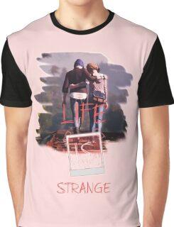 L.I.S. Train Love Graphic T-Shirt