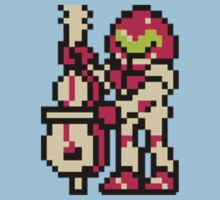 Metroid Musician from Tetris Kids Clothes